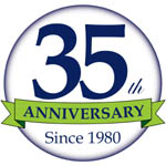 SAYAL 35th Anniversary Logo