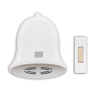 DOOR CHIME WIRELESS W/CHRISTMAS