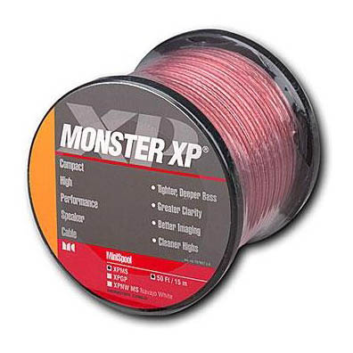 SPEAKER WIRE AWG 16 STD 30FT